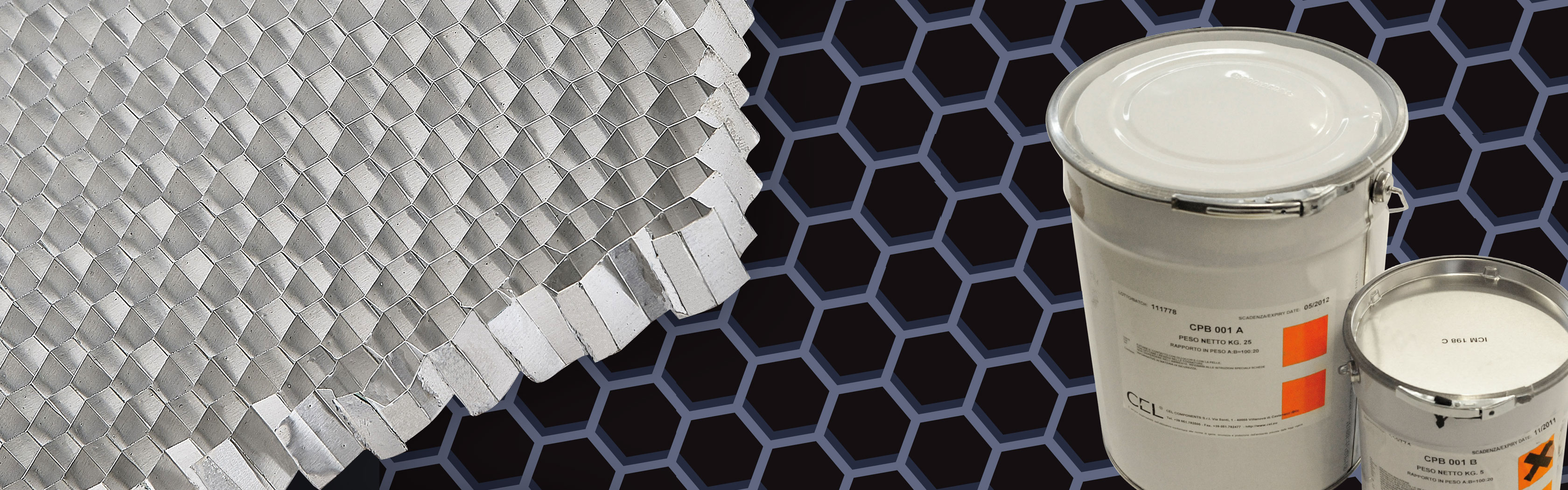 Two-components  polyurethane adhesive for sandwich and honeycomb panels