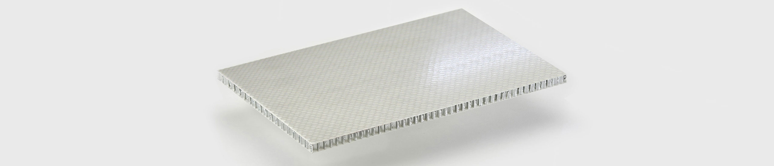 Sandwich Panels, Aluminum and Thermoplastics honeycombs and Foams